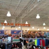 Photo taken at DICK'S Sporting Goods by Glenn N. on 6/28/2014