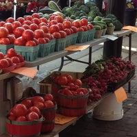 Photo taken at St. Paul Farmers' Market by Katie E. on 9/16/2012