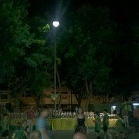Photo taken at Plaza El Trebol by Alejandro C. on 12/8/2013