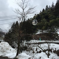 Photo taken at おじろスキー場 ゴンドラステーション by 伊藤 on 2/17/2015