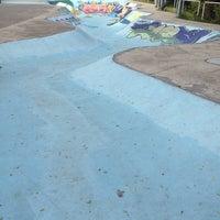 Photo taken at Skate Park by Vincent D. on 10/19/2013