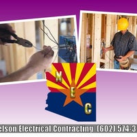 Photo taken at Nelson Electrical Contracting by Nelson Electrical Contracting on 9/23/2013