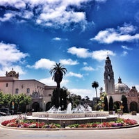 Photo taken at Balboa Park by Rei B. on 5/26/2013