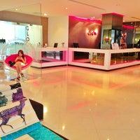 Photo taken at Trinity Silom Hotel by Rei B. on 3/18/2013