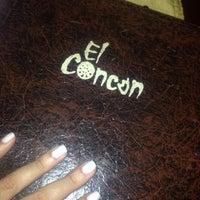 Photo taken at El Concon by Gabriella L. on 1/18/2015