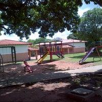 Photo taken at Centro Educativo Hermann Gmeiner Aldea de niños  SOS by Eli C. on 11/21/2013