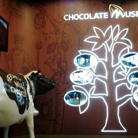 Photo taken at Chocolate Museum by Farahid A. on 2/12/2013