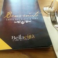 Photo taken at BellaCitta by Sébastien B. on 11/28/2013