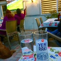 Photo taken at Çamlık Restaurant by Gürkan Y. on 4/29/2018