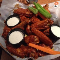 Photo taken at Buffalo Wild Wings by Alvin P. on 10/23/2013