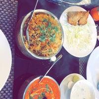 Photo taken at Taste Of India Cuisine || مطعم المذاق الهندي by Mish on 4/15/2017