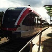 Photo taken at Capital MetroRail - Lakeline Station by Joey M. on 10/24/2012