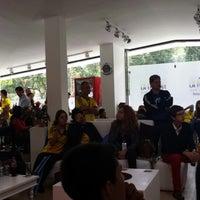 Photo taken at La Tribuna by Oscar J. on 6/19/2014