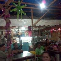 Photo taken at Pinobre Karinderya Ug Uban Pa by Philip Andrew on 12/28/2013