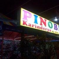Photo taken at Pinobre Karinderya Ug Uban Pa by Philip Andrew on 12/30/2012