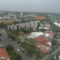 Photo taken at Sky Park by Fernanda S. on 7/3/2014
