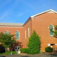 Photo taken at Franconia United Methodist Church by Cecilia S. on 5/25/2014