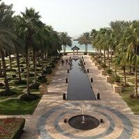 1/13/2013 tarihinde Ester U.ziyaretçi tarafından One and Only Royal Mirage Resort'de çekilen fotoğraf