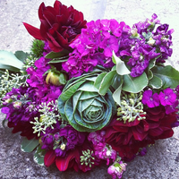Photo taken at Home Sweet Flowers by Home Sweet Flowers on 9/24/2013