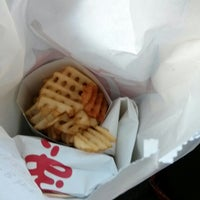 Photo taken at Chick-fil-A by Margeaux K. on 10/4/2013