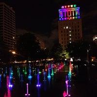 Photo taken at Citygarden by Steve P. on 6/30/2013