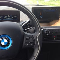 Photo taken at Leith BMW by Keith G. on 4/25/2014