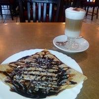 Photo taken at La Victoria café gourmet by Arturo P. on 3/30/2015