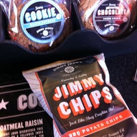 Photo taken at Jimmy John's by Joseph D. on 3/2/2014