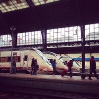 Photo taken at Estación de A Coruña-San Cristobal by Victor G. on 12/20/2012