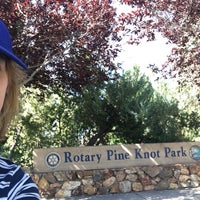 Photo taken at Rotary Pine Knot Park by Marina O. on 8/19/2017