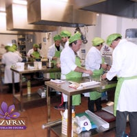 Escuela de cocina azafran trade school in delicias - Escuela de cocina zaragoza ...