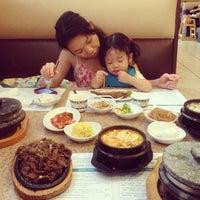 Photo taken at Seoul Tofu Restaurant by Daynah on 7/21/2013