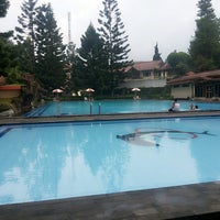 Photo taken at Hotel Cisarua Indah by Indriani R. on 11/5/2013