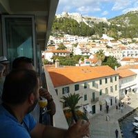 Photo taken at Adriana, hvar spa hotel by Enrouta T. on 10/2/2013