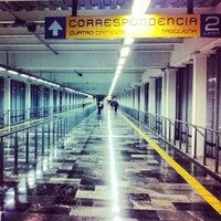 Photo taken at Metro Ermita by Eduardo D. on 12/5/2012