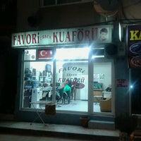Photo taken at favori erkek kuaforu sinan demirbag by Soner O. on 1/21/2014