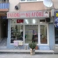 Photo taken at favori erkek kuaforu sinan demirbag by Soner O. on 10/22/2013