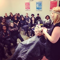 Photo taken at Paul Mitchell The School Jacksonville by Sonny D. on 11/19/2014