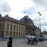 5/9/2013 tarihinde Hugo S.ziyaretçi tarafından École Militaire'de çekilen fotoğraf