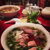 Photo taken at Pho Chung Nam by Oxana on 11/4/2013