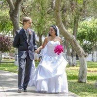 Photo taken at Parque de California by Aarón A. on 6/9/2015