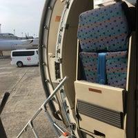 Photo taken at Gate 8 by Manabu K. on 9/3/2017
