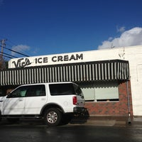 Photo taken at Vic's Ice Cream by Christian L. on 12/22/2012