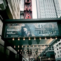 Photo taken at Goodman Theatre by Dayna on 4/13/2013