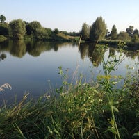 Photo taken at Гриців by Valeria F. on 8/1/2014