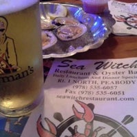 Photo taken at Seawitch Restaurant & Oyster Bar by Alicia A. on 6/9/2013