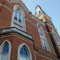 Photo taken at DePauw University by Alicia A. on 12/12/2012