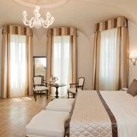 Photo taken at Grand Hotel Leonardo da Vinci by Grand Hotel Leonardo da Vinci on 9/24/2013