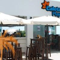 Photo taken at Caleta Playa by Caleta Playa on 9/24/2013