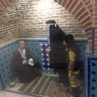 Photo taken at Qajar Bath | حمام و موزه قجر by Tannaz M. on 3/29/2017